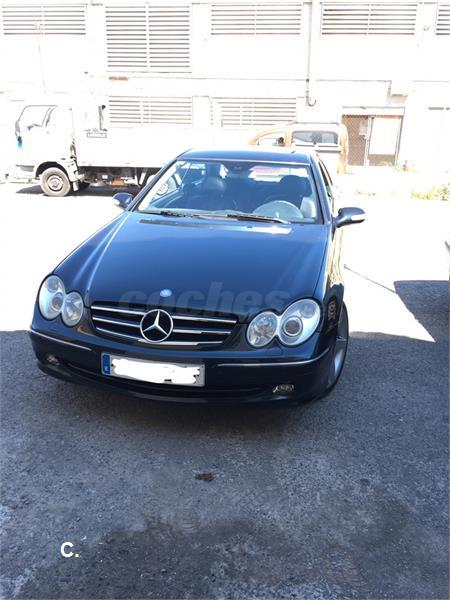 mercedes benz clase clk clk 270 cdi avantgarde diesel azul del 2005 con 175000km en alicante. Black Bedroom Furniture Sets. Home Design Ideas