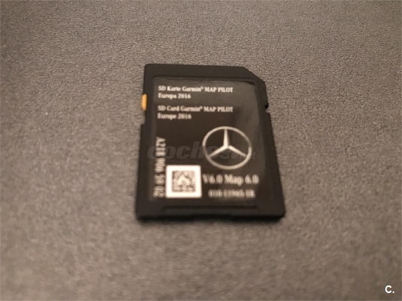 Original mercedes sd card garmin map pilot 2015 ebay for Mercedes benz garmin sd card