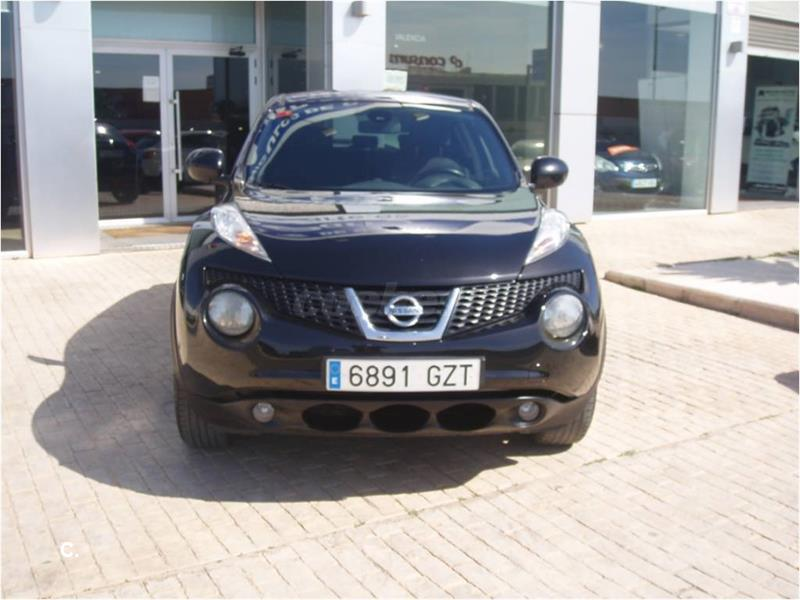 nissan juke 4x4 1 5 dci acenta 4x2 diesel de color negro del a o 2010 con 149911km en valencia. Black Bedroom Furniture Sets. Home Design Ideas