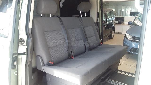 Volkswagen multivan 130cv comfortline diesel verde - Camping interior tarragona ...