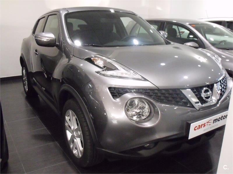 nissan juke 4x4 1 5 dci nconnecta diesel de color gris. Black Bedroom Furniture Sets. Home Design Ideas