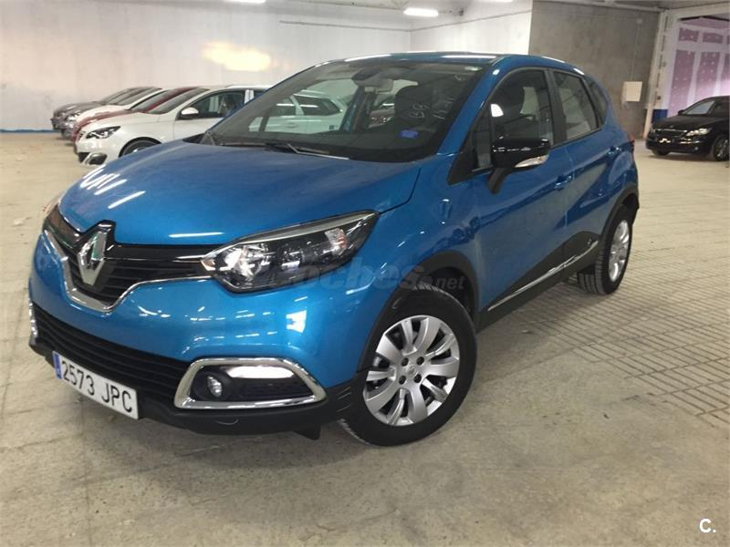 renault captur intens energy dci 90 eco2 euro 6 diesel azul azul pac fico metalizado del. Black Bedroom Furniture Sets. Home Design Ideas