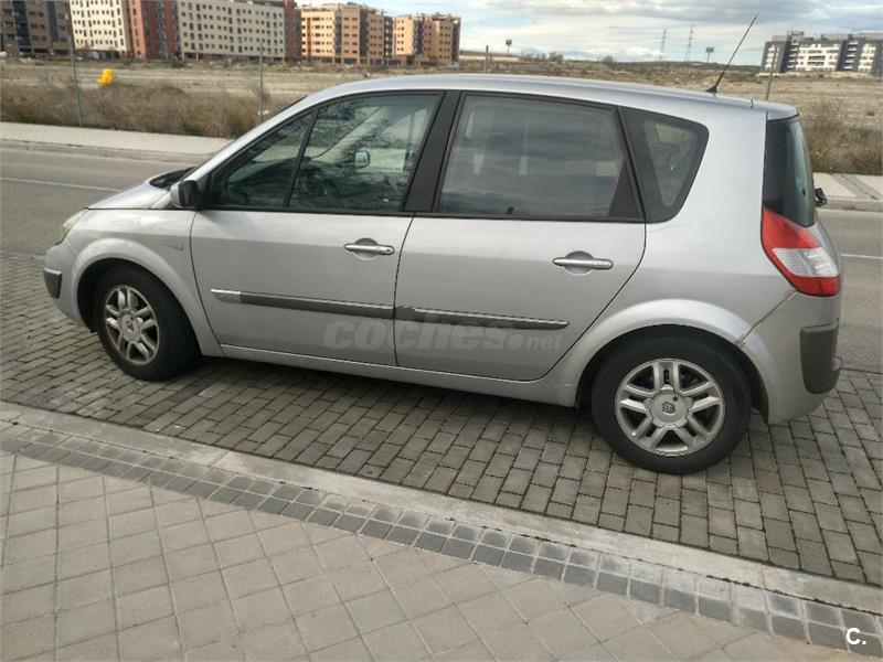renault sc nic luxe privilege diesel gris plata del 2005 con 169000km en madrid 32873600. Black Bedroom Furniture Sets. Home Design Ideas