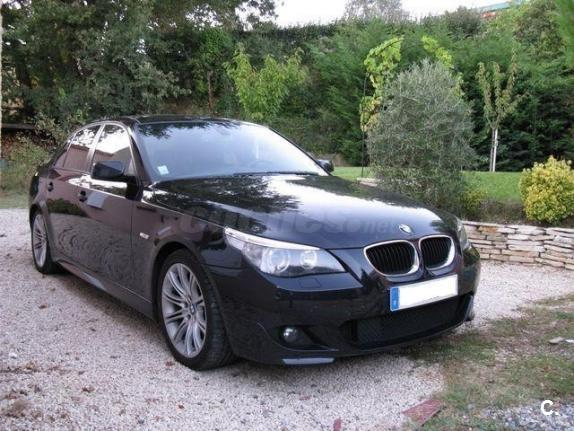 bmw serie 5 525d diesel del 2005 con 129999km en madrid. Black Bedroom Furniture Sets. Home Design Ideas