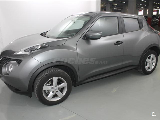 nissan juke 4x4 1 5 dci visia 4x2 diesel de color gris. Black Bedroom Furniture Sets. Home Design Ideas