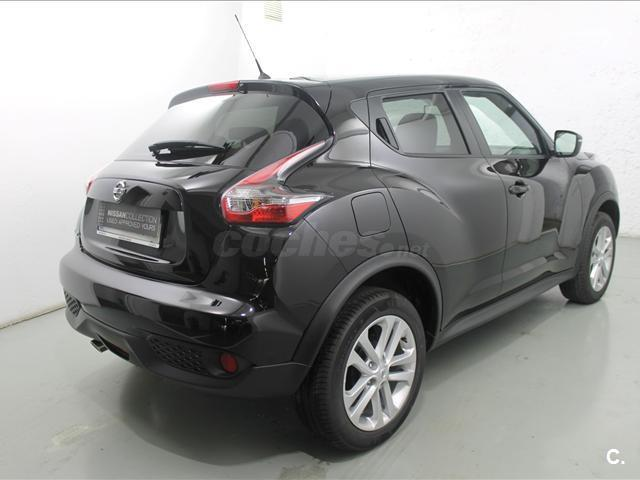 nissan juke 4x4 1 5 dci nconnecta diesel de color del a o. Black Bedroom Furniture Sets. Home Design Ideas