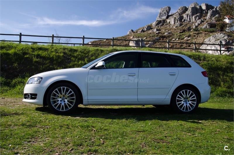 Audi a3 sportback 1 4 tfsi 125 s tron attraction gasolina for 5 puertas pontevedra
