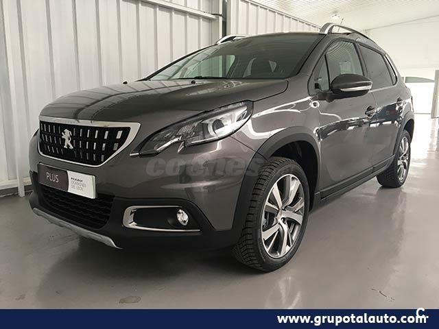 peugeot 2008 4x4 allure 1 6 bluehdi 88kw 120cv ss diesel de color gris plata gris platinum. Black Bedroom Furniture Sets. Home Design Ideas