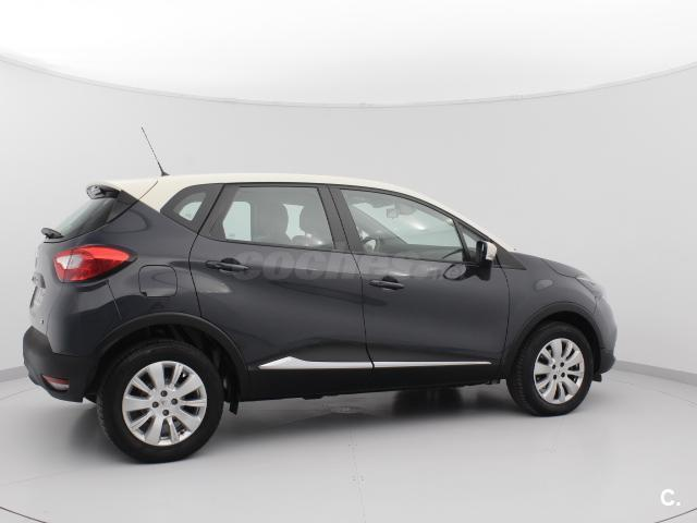 renault captur intens energy dci 90 eco2 euro 6 diesel azul azul volt del 2016 con 16603km en. Black Bedroom Furniture Sets. Home Design Ideas