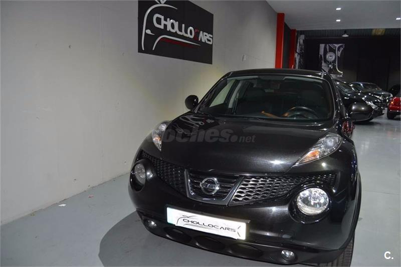 nissan juke 4x4 1 5 dci ntec 4x2 ext1 negro diesel de color negro del a o 2014 con 99000km en. Black Bedroom Furniture Sets. Home Design Ideas