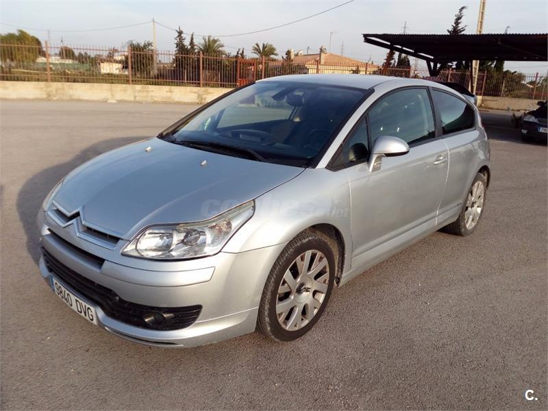citroen c4 1 6 hdi 92 vtr diesel gris plata del 2006 con 112389km en alicante 32909218. Black Bedroom Furniture Sets. Home Design Ideas