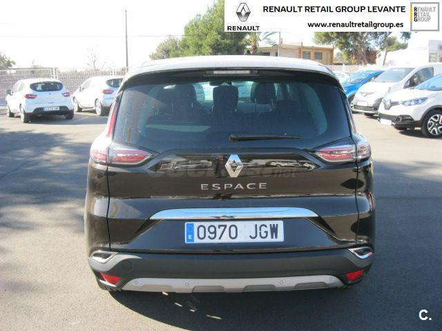 renault espace zen energy dci 160 twin turbo edc diesel marr n marron del 2015 con 20144km en. Black Bedroom Furniture Sets. Home Design Ideas