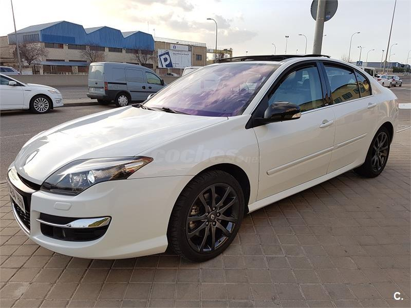 renault laguna gt 4control dci 130 diesel blanco del 2012 con 80000km en madrid 32910387. Black Bedroom Furniture Sets. Home Design Ideas