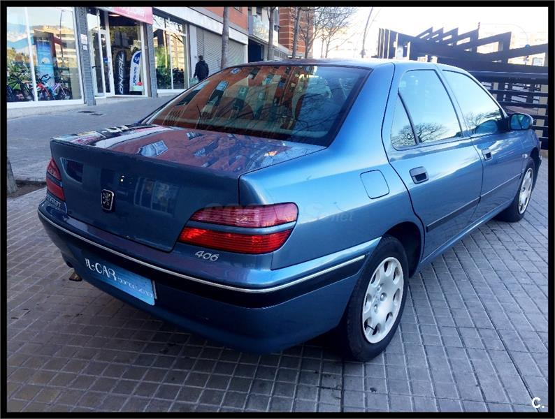 peugeot 406 srdt hdi 90 diesel azul del 1999 con 220000km en barcelona 32910617. Black Bedroom Furniture Sets. Home Design Ideas