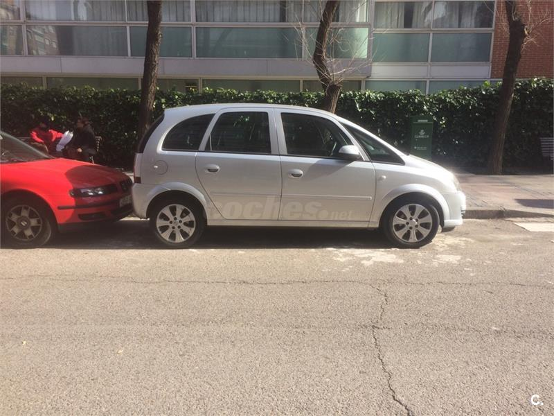 opel meriva 1 7 cdti 100 cv cosmo diesel gris plata del 2008 con 80000km en madrid 32922392. Black Bedroom Furniture Sets. Home Design Ideas