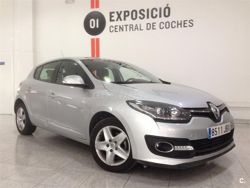 renault megane business energy dci 110 ss eco2 diesel gris plata del 2014 con 65000km en. Black Bedroom Furniture Sets. Home Design Ideas