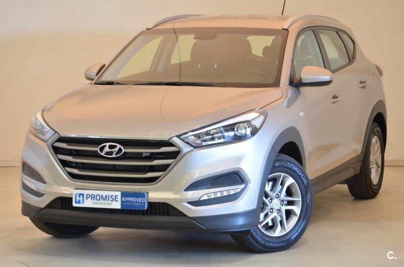 hyundai tucson 4x4 1 6 gdi bluedrive essence 4x2 gasolina de color blanco del a o 2016 con. Black Bedroom Furniture Sets. Home Design Ideas
