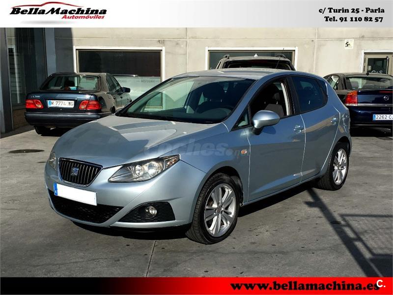 seat ibiza 1 6 tdi 90cv good stuff dpf diesel gris plata del 2010 con 140000km en madrid 32937279. Black Bedroom Furniture Sets. Home Design Ideas