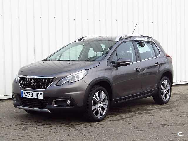 peugeot 2008 4x4 allure 1 6 bluehdi 100 diesel de color del a o 2016 con 23215km en lleida 32942478. Black Bedroom Furniture Sets. Home Design Ideas