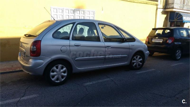 citroen xsara picasso 2 0 hdi diesel gris plata 6 del 2002 con 171000km en sevilla 32950283. Black Bedroom Furniture Sets. Home Design Ideas