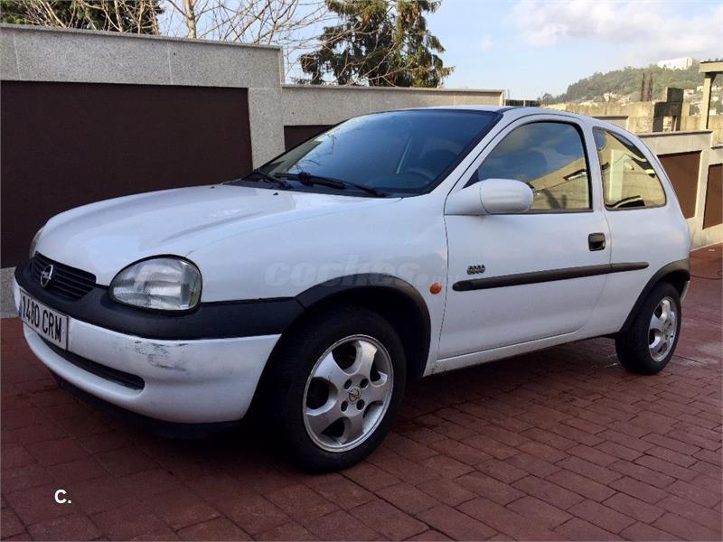 Opel corsa edition 2000 diesel blanco 4 del 2000 for 5 puertas pontevedra