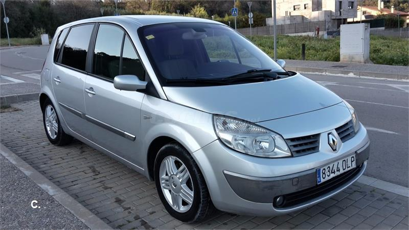 renault scenic luxe privilege diesel gris plata del 2005 con 158000km en girona 32972621. Black Bedroom Furniture Sets. Home Design Ideas