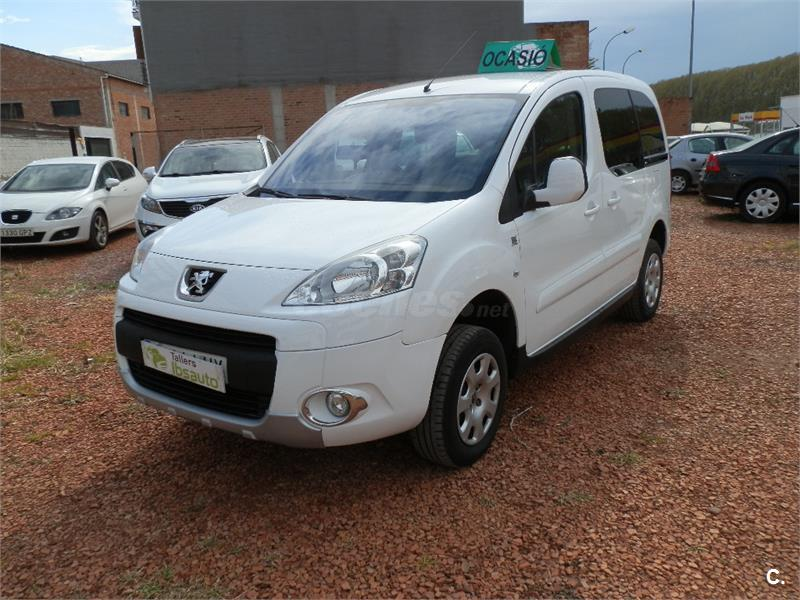 peugeot partner tepee 4x4 dangel extreme 1 6 hdi 92cv diesel blanco del 2012 con 102009km en. Black Bedroom Furniture Sets. Home Design Ideas