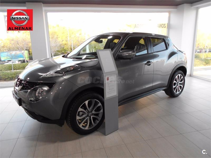 nissan juke 4x4 dci eu6 81 kw 110 cv 6mt acenta diesel de km0 de color gris plata en valencia. Black Bedroom Furniture Sets. Home Design Ideas
