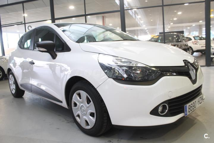 renault clio business dci 75 eco2 diesel blanco blanco del 2014 con 75061km en sevilla 33001390. Black Bedroom Furniture Sets. Home Design Ideas