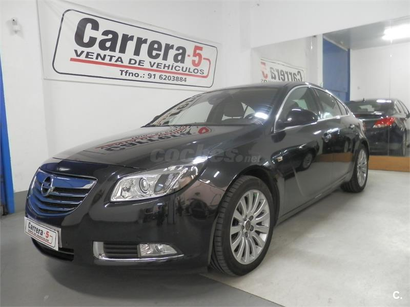 opel insignia 2 0 cdti 160 cv sport diesel negro del 2011 con 267000km en madrid 33007862. Black Bedroom Furniture Sets. Home Design Ideas