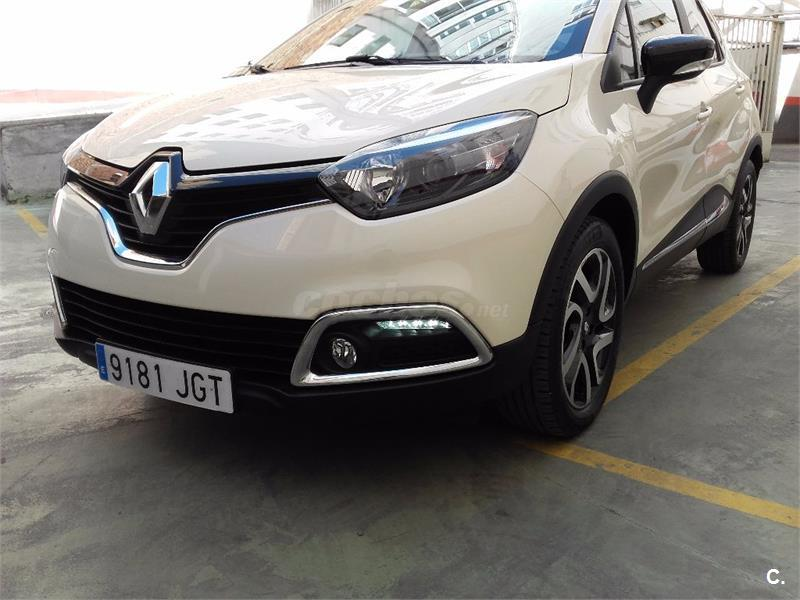renault captur intens energy dci 90 eco2 euro 6 diesel blanco 4 del 2015 con 27980km en. Black Bedroom Furniture Sets. Home Design Ideas