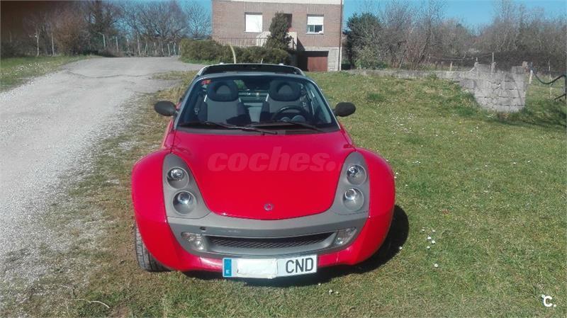 smart roadster 82cv gasolina rojo 10 del 2003 con 165000km en asturias 33028394. Black Bedroom Furniture Sets. Home Design Ideas