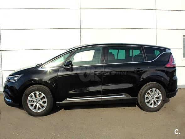renault espace life energy dci 130 eco2 diesel negro negro brillante del 2016 con 9009km en. Black Bedroom Furniture Sets. Home Design Ideas