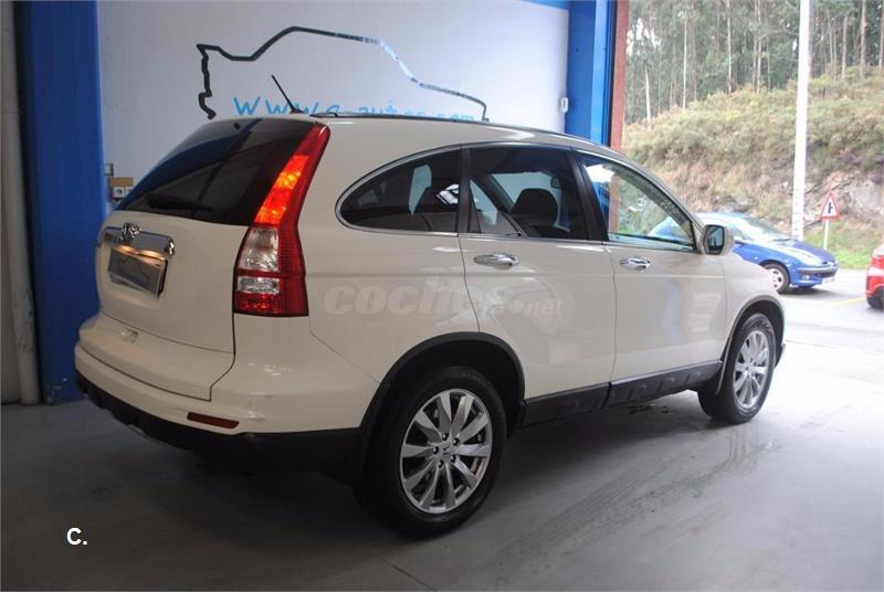 honda crv 4x4 2 2 idtec innova diesel de color gris plata del a o 2011 con 148000km en a. Black Bedroom Furniture Sets. Home Design Ideas