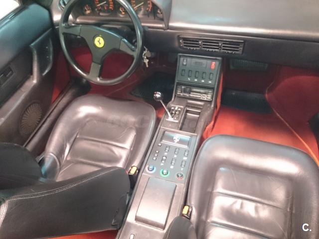 ferrari mondial mondial t cabrio gasolina rojo del 1991 con 42000km en vila. Black Bedroom Furniture Sets. Home Design Ideas
