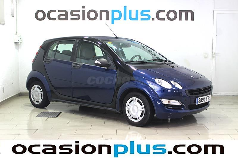 smart forfour 1 1 pure gasolina azul del 2006 con 114000km. Black Bedroom Furniture Sets. Home Design Ideas