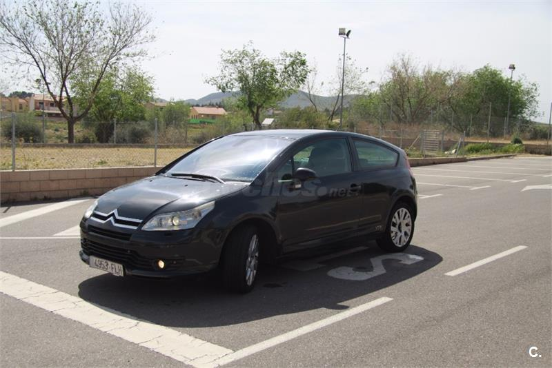 citroen c4 2 0 hdi 138 vts diesel negro del 2007 con 233774km en toledo 33053976. Black Bedroom Furniture Sets. Home Design Ideas