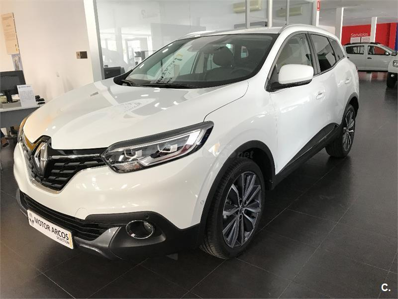 renault kadjar zen energy dci 81kw 110cv eco2 diesel blanco del 2017 con 65km en c diz 33070189. Black Bedroom Furniture Sets. Home Design Ideas