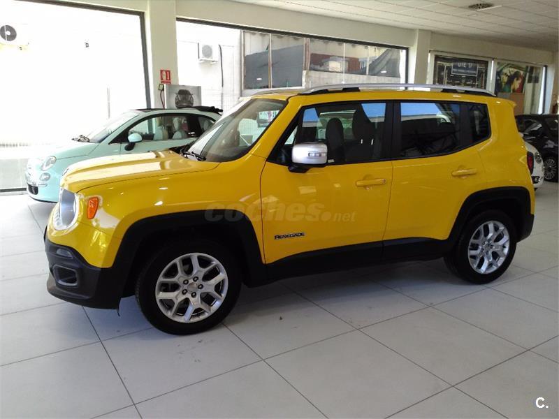 Jeep renegade color