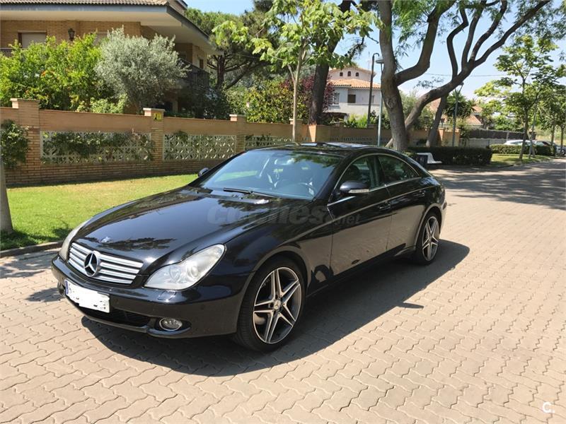 Mercedesbenz clase cls cls 500 adidum for Mercedes benz cls 500 precio