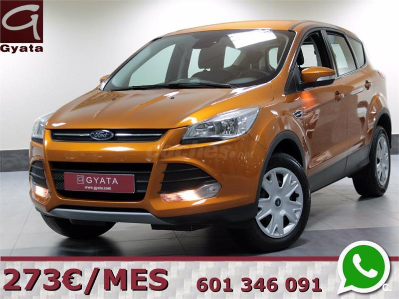 ford kuga 4x4 1 5 ecoboost 150 ass 4x2 trend gasolina de. Black Bedroom Furniture Sets. Home Design Ideas