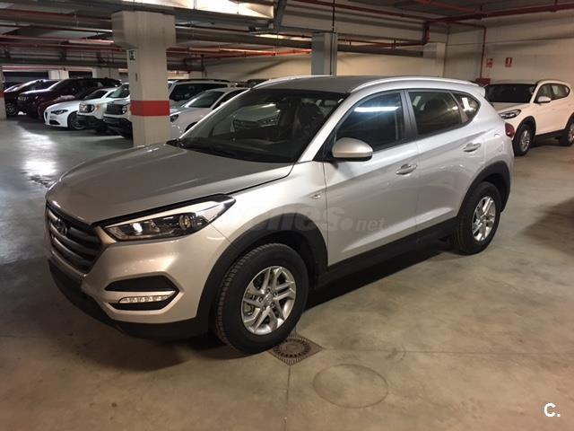 hyundai tucson 4x4 1 6 gdi bluedrive essence 4x2 gasolina de color blanco del a o 2017 con 1km. Black Bedroom Furniture Sets. Home Design Ideas