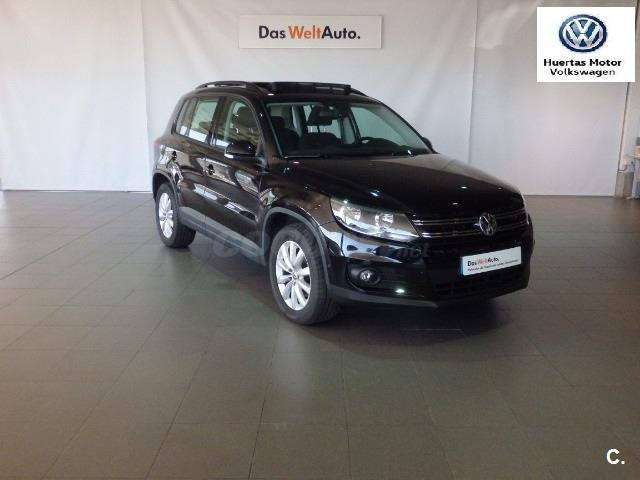 volkswagen tiguan 4x4 t1 2 0 tdi 110cv bmt 4x2 diesel de km0 de color negro en murcia 33136877. Black Bedroom Furniture Sets. Home Design Ideas