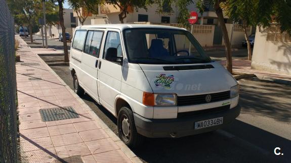VOLKSWAGEN Transporter Gasolina del año 1992 con 189999km ...