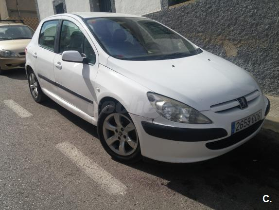peugeot 307 2 0 hdi 90 xr diesel del 2002 con 139999km en c ceres 33148405. Black Bedroom Furniture Sets. Home Design Ideas