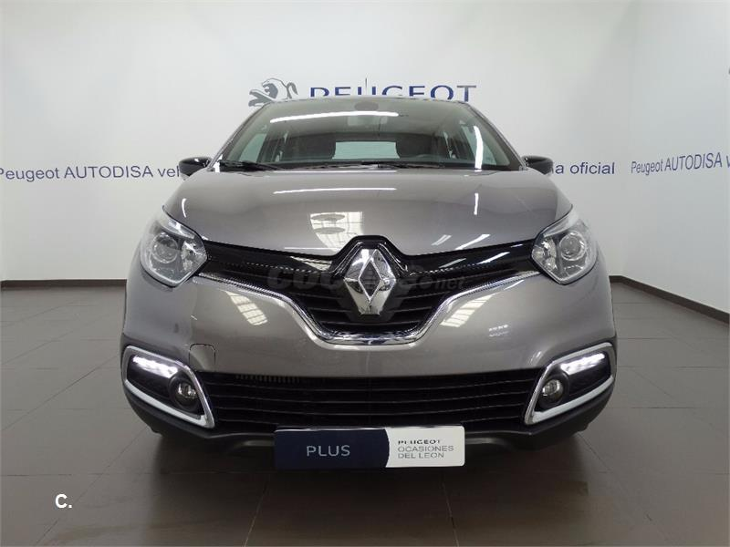 renault captur berlina intens energy dci 90 eco2 diesel de km0 de color gris plata en valencia. Black Bedroom Furniture Sets. Home Design Ideas