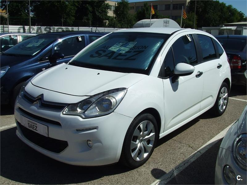 citroen c3 hdi 70 attraction diesel blanco del 2014 con 70000km en valencia 33179679. Black Bedroom Furniture Sets. Home Design Ideas