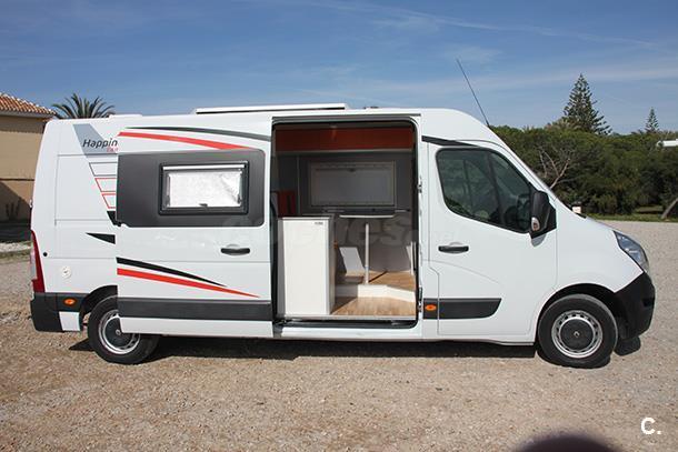 renault master 2 8 dci camper en m laga 33179805. Black Bedroom Furniture Sets. Home Design Ideas