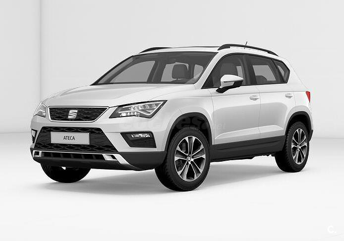 seat ateca 4x4 2 0 tdi 110kw 150cv 4dr stsp style pl diesel de km0 de color blanco blanco bila. Black Bedroom Furniture Sets. Home Design Ideas