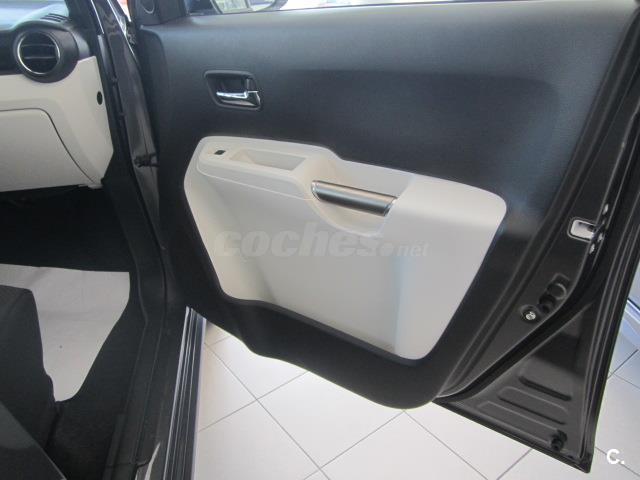 Toyota San Rafael >> SUZUKI ignis berlina 1.2 glx Gasolina de nuevo de color ...
